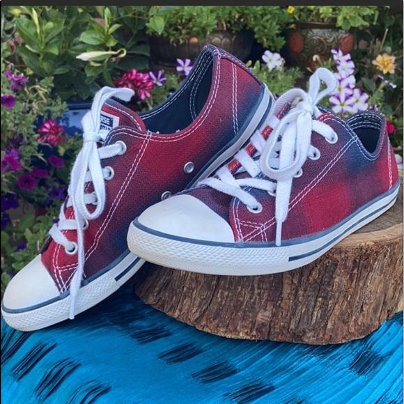 Converse Shoes   True 2 Size Ec Size 7